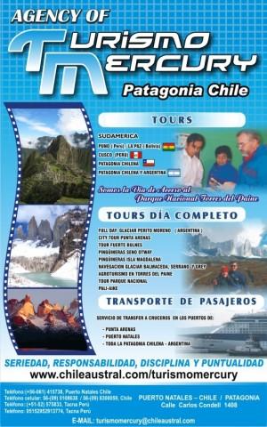 chile patagonia torres del paine glaciar perito moreno argentina en grupo