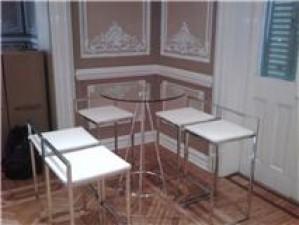 periqueras y salas lounge en renta