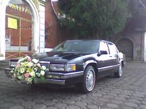 arriendo de cadillac deville para bodas, xv a�os. renta de autos