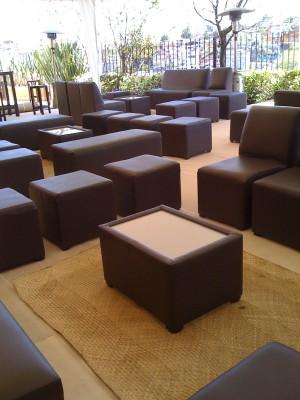 renta y venta de salas lounge