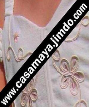 casa maya. fabricaci�n y distribuci�n y venta de ropa para bodas