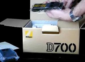 el venta: nikon d700 c�mara digital con 18-135mm