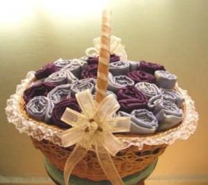 chalina de colores para recuerdo de bodas