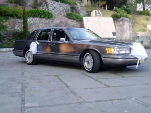 rento precioso lincoln towncar 1991 para bodas, xv años, primera comunión